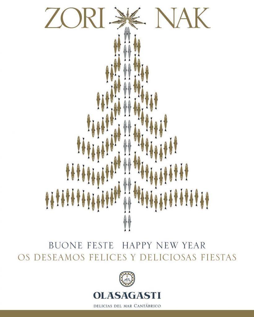 Feliz Navidad! Zorionak! Buon Natale! Happy Christmas! Joyeux Noel!