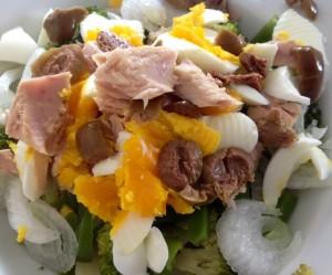 Ingredientes de Ensaladilla Bidart
