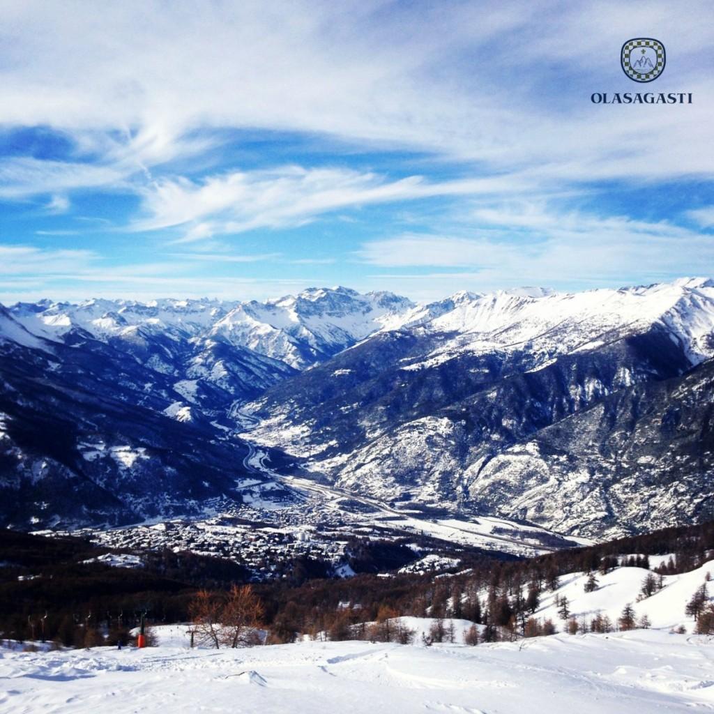 Los Alpes son un buen destino para combatir el frío con un plato caliente