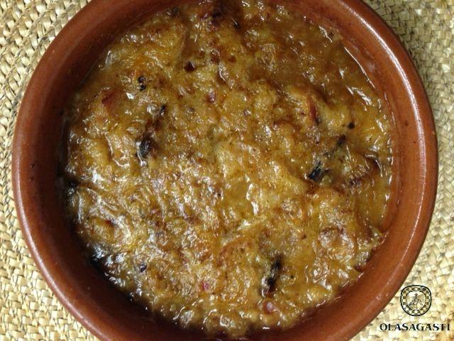 Combatir el frío con un plato caliente: sopa de ajo sin gluten
