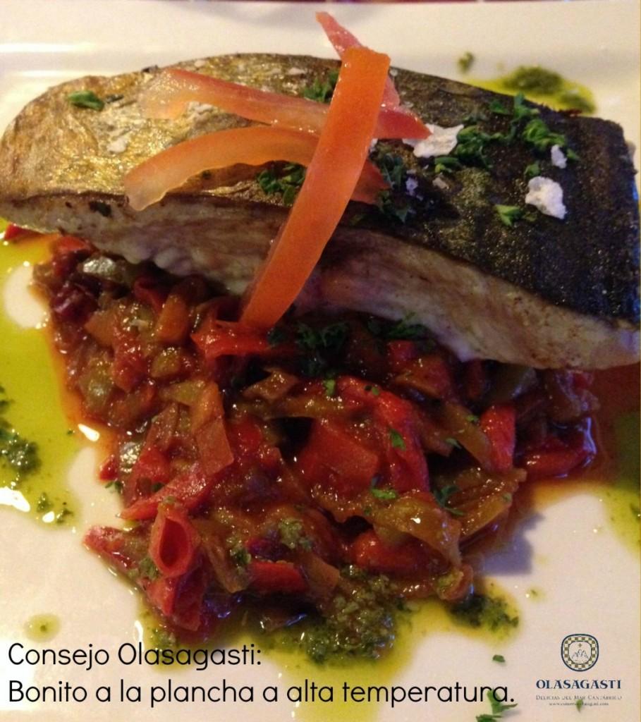 pescado y anchoas sin anisakis cocinando bien o congelando