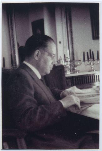 Salvatore, patriarca de la familia Olasagasti en España