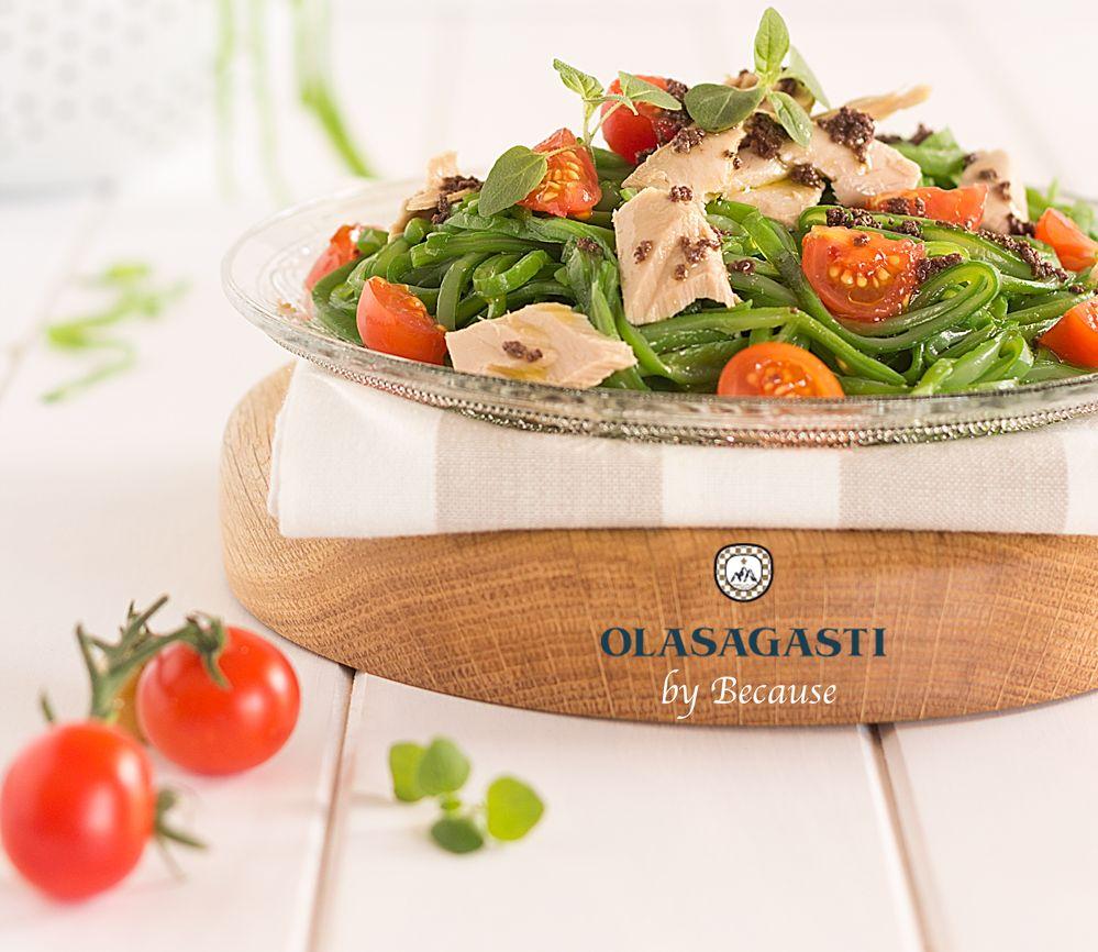 conservas-olasagasti-because-receta-atun-vainas-ensalada-de-la-huerta-con-atun
