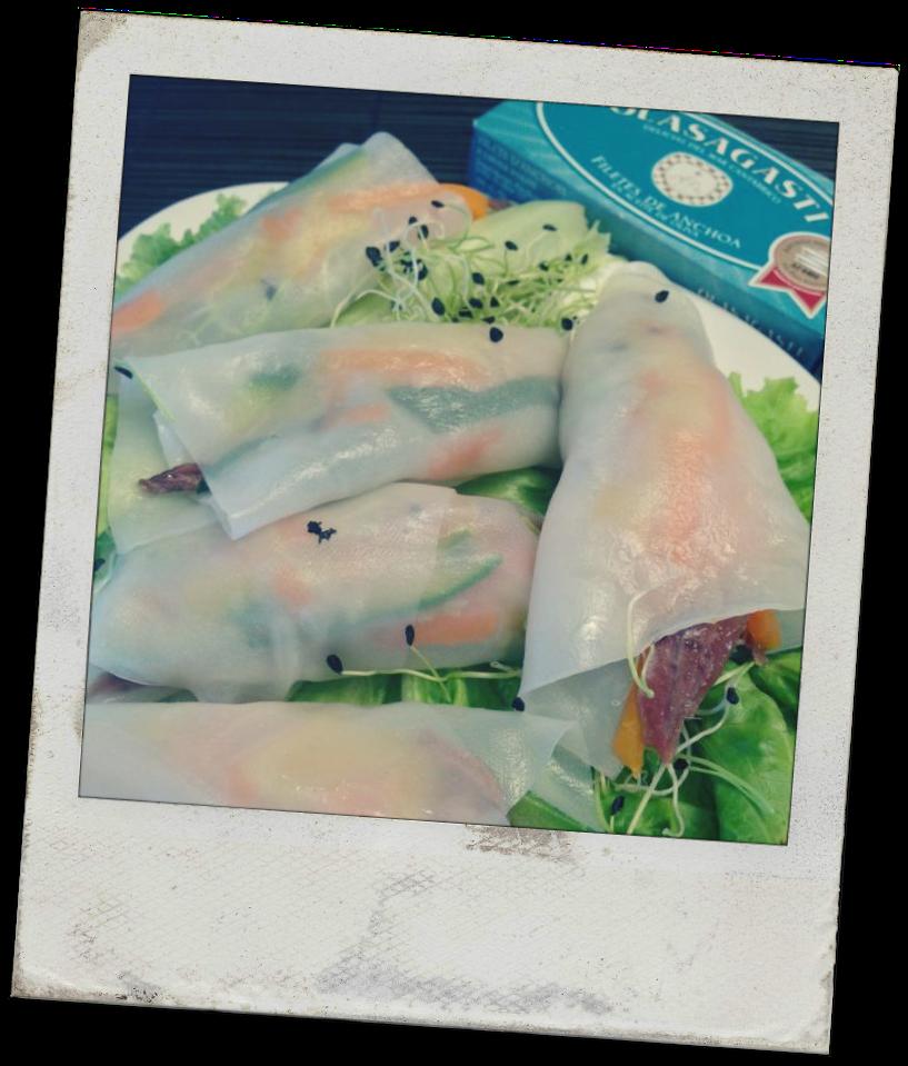 conservas_olasagasti_rollitos_orientales_receta_summer_rolls_recipe_anchovy_anchoa_cantabrico