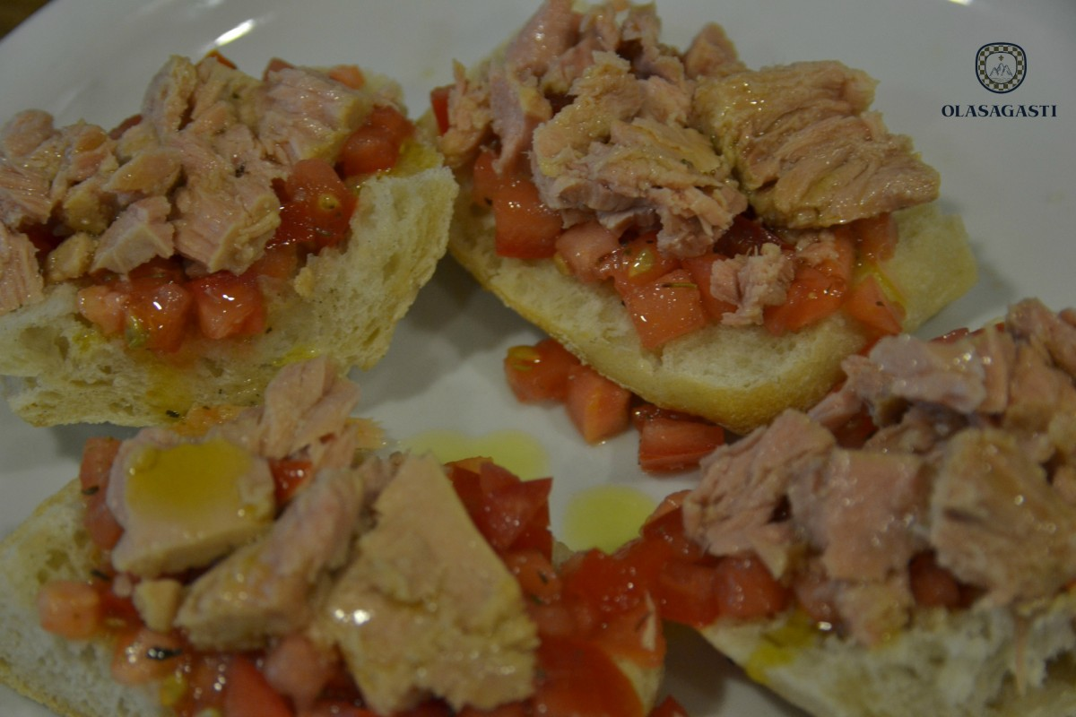 conservas-olasagasti-ibon-oregi-bonito-del-norte-bruscheta-tuna-receta-sana-facil