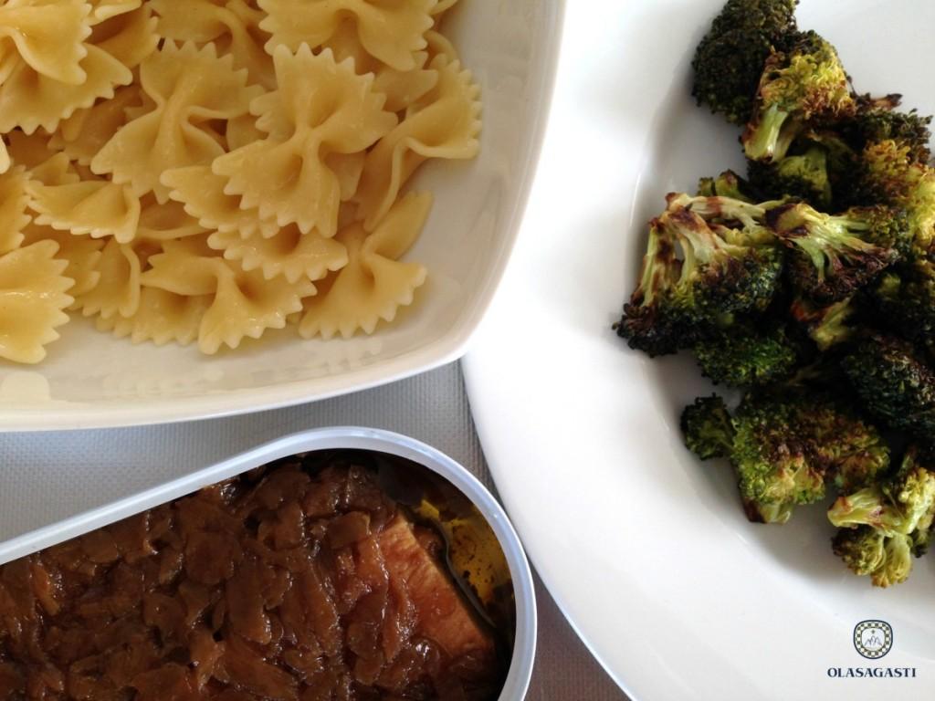 conservas-olasagasti-receta-tradicional-atun-encebollado-abriryzampar-brocoli-pasta-recetas