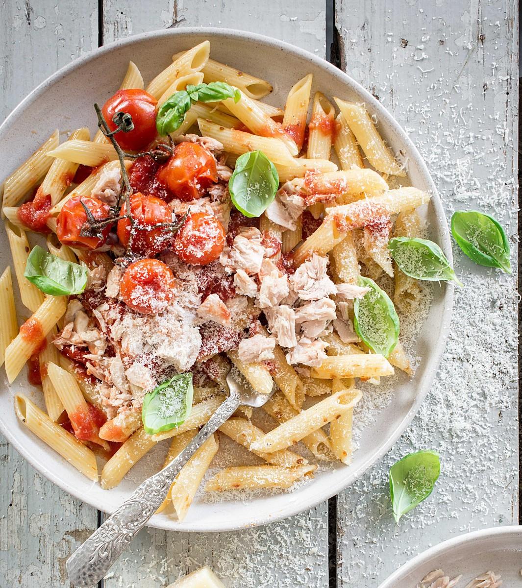 conservas-olasagasti-receta-because-pasta-macarrones-bonito-del-norte-calidad