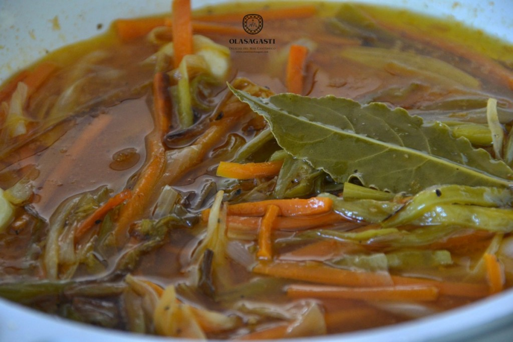 conservas-olasagasti-recipes-pickled-vegetables-tuna-bonito-del-norte-receta-vinegar
