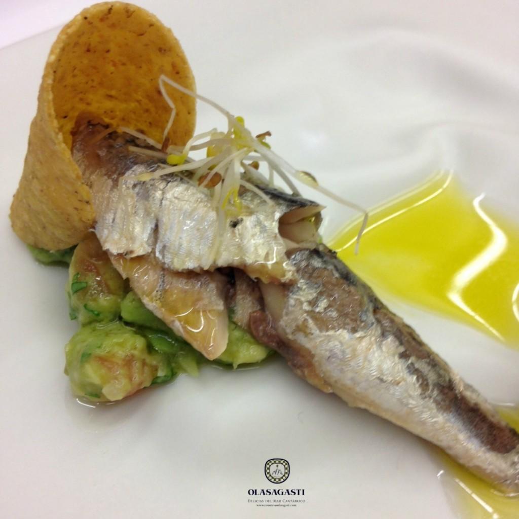 gastronomika-san-sebastian-conservas-olasagasti-anchoa-del-cantabrico-receta-taco-donostiarra