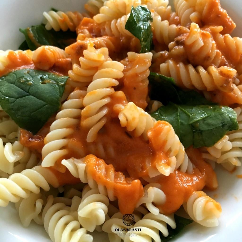 Salsas italianas Olasagasti en los 6 consejos para mejorar los macarrones con tomate