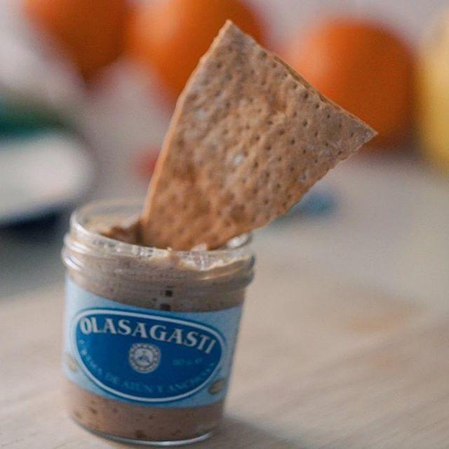 Crema del Cantábrico de Conservas Olasagasti
