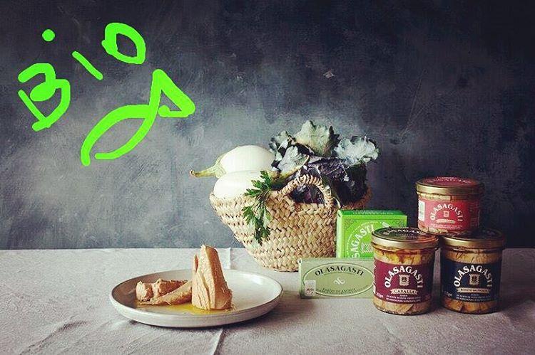 Olasagasti, Conservas en aceite de oliva virgen extra ecológico