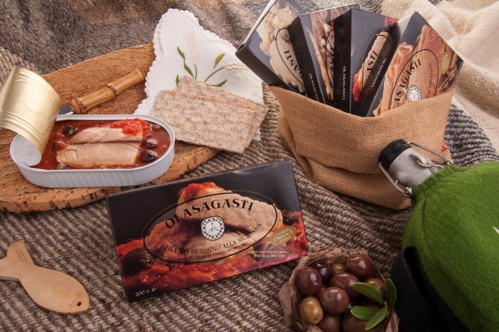 Las seis recetas familiares abrir y zampar de Conservas Olasagasti para deleite de toda la familia