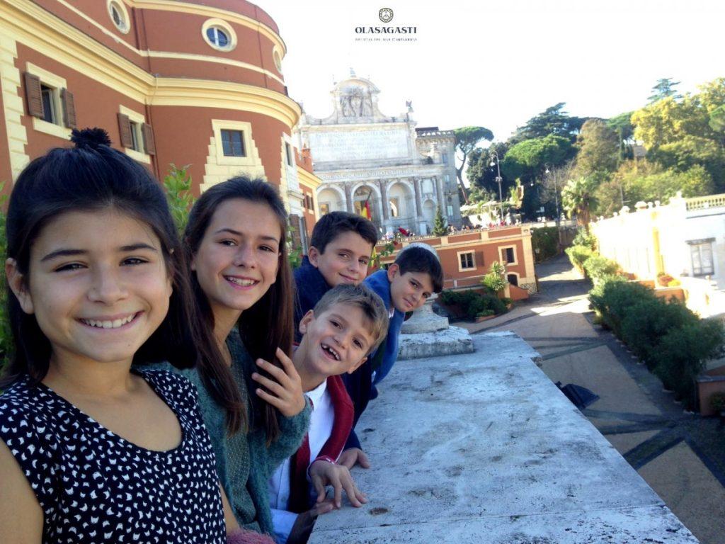 Niños Orlando Olasagasti