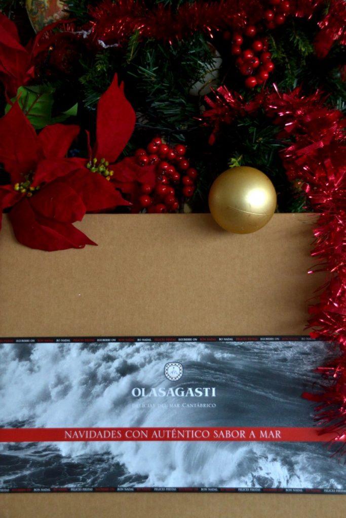 Estuche navideño para foodies bajo el árbol