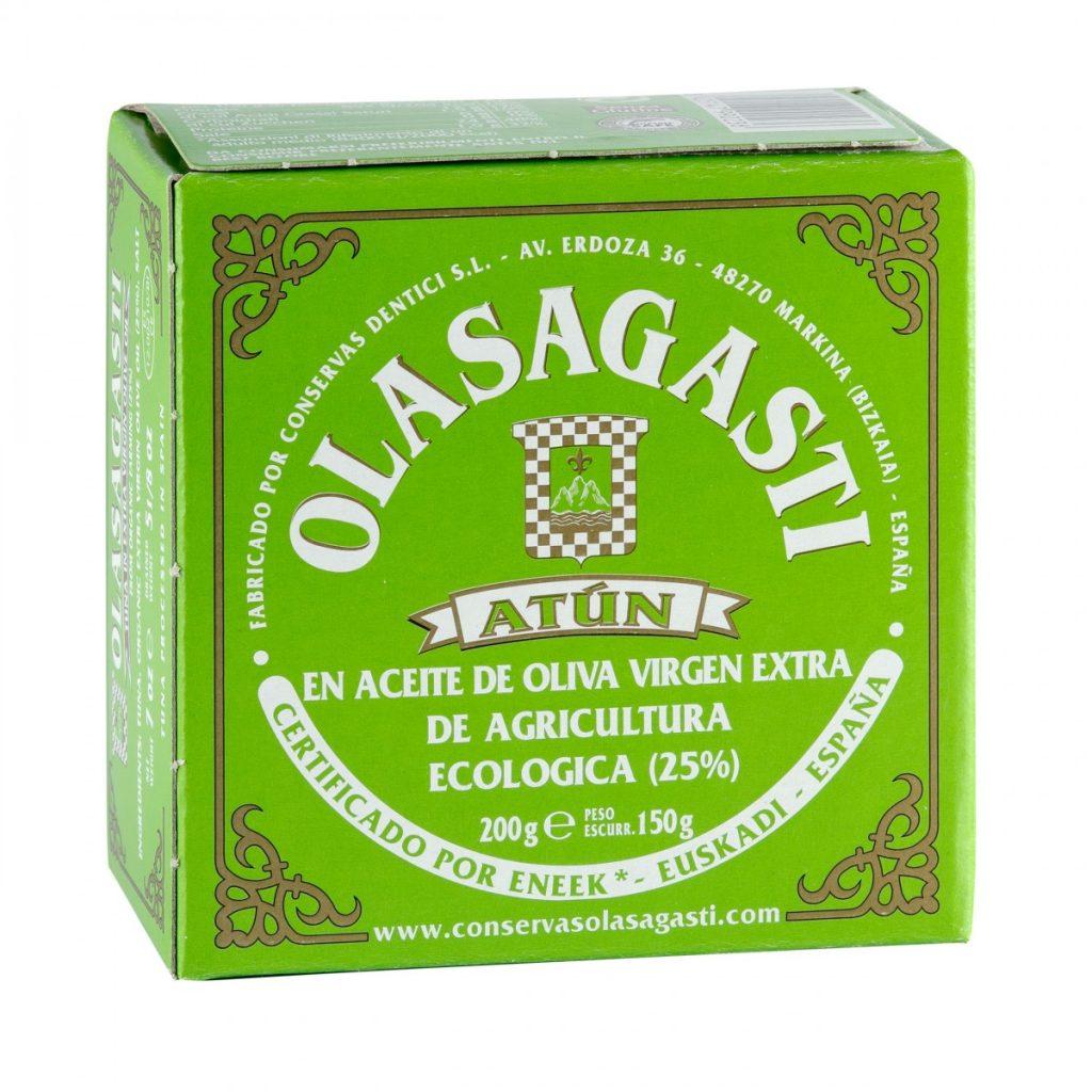 Atún bio Olasagasti entre las conservas de calidad en Sirha 2017