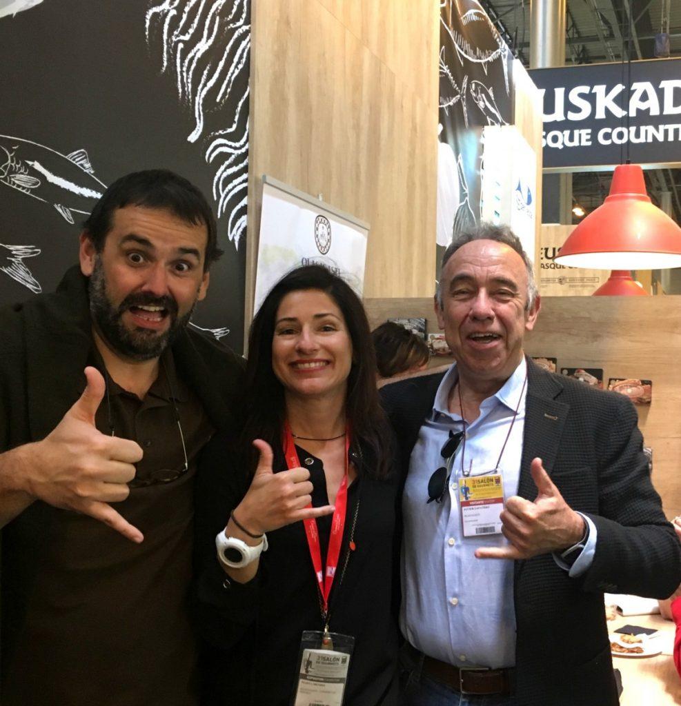Robinfood, Marta Olass y Ombre Horquesta entre harinas y latas