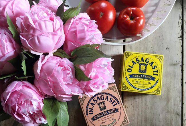Recetas contra el calor con conservas Olasagasti