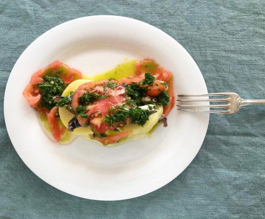 Qu lleva esta receta tan sencilla como rica?  patatahellip