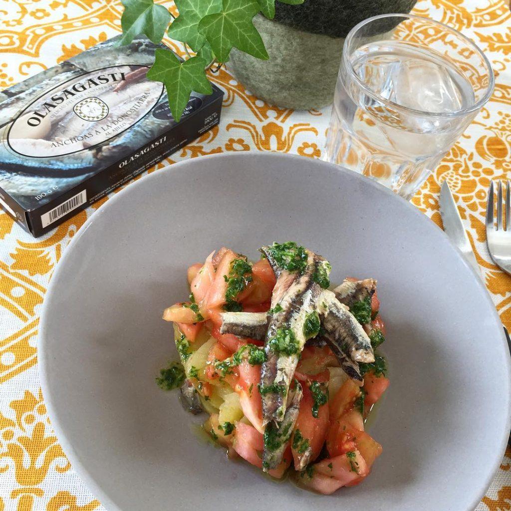 Emocionados cuando nos mandis una receta Olasagasti preparada en vuestrahellip