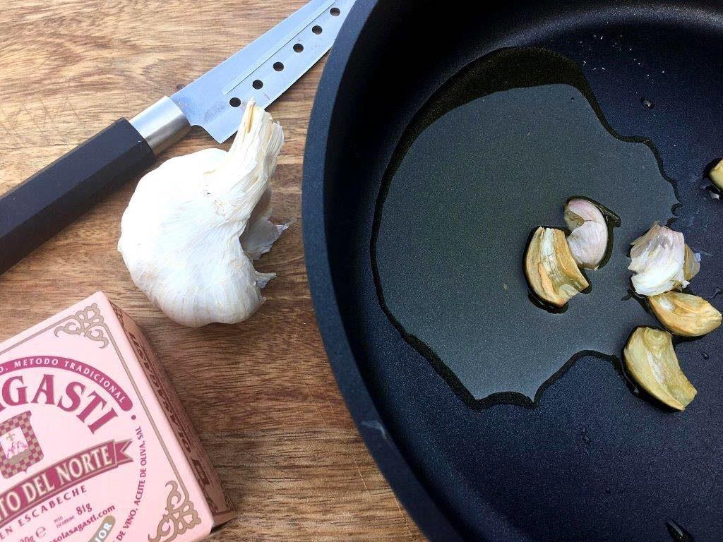 Preparando algo rico para maana  bonitodelnorte en escabeche recetahellip