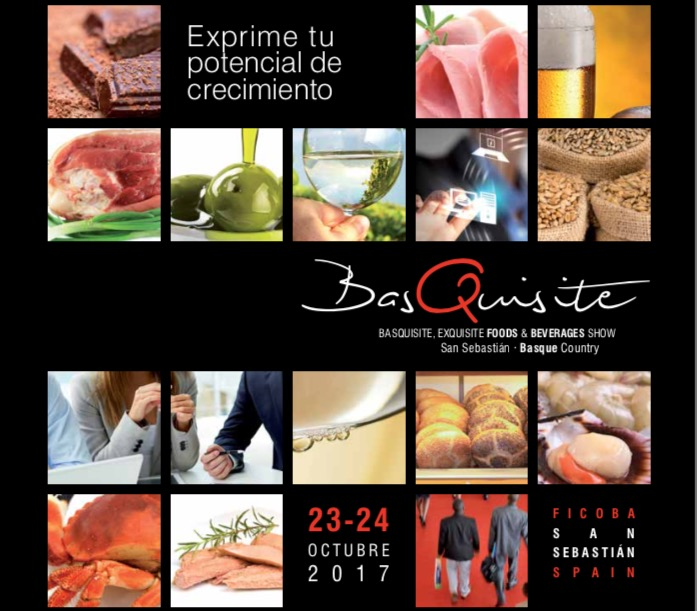 cartel basquisite exquisite foods conservas olasagasti
