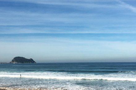 Paseos, mar cantábrico, propósitos para 2020 de conservas Olasagasti.