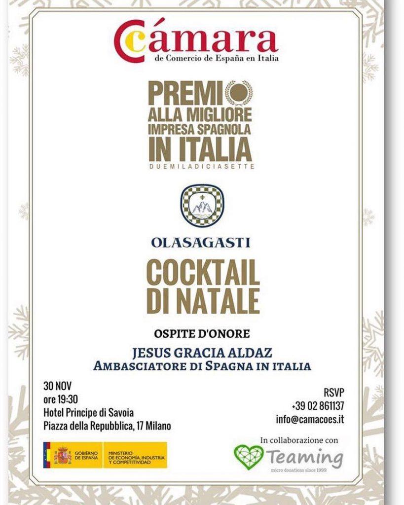 Un honor que en Italia nuestro segundo hogar nos otorguenhellip