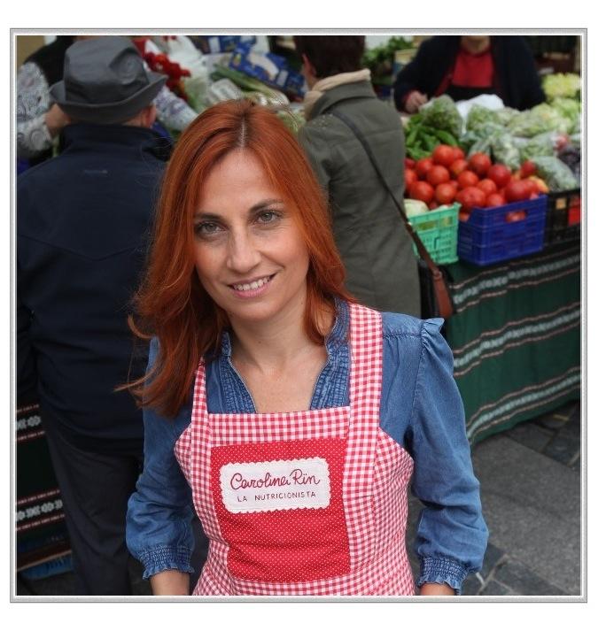 Carolina Rïn, nutricionista y colaboradora en Conservas Olasagasti