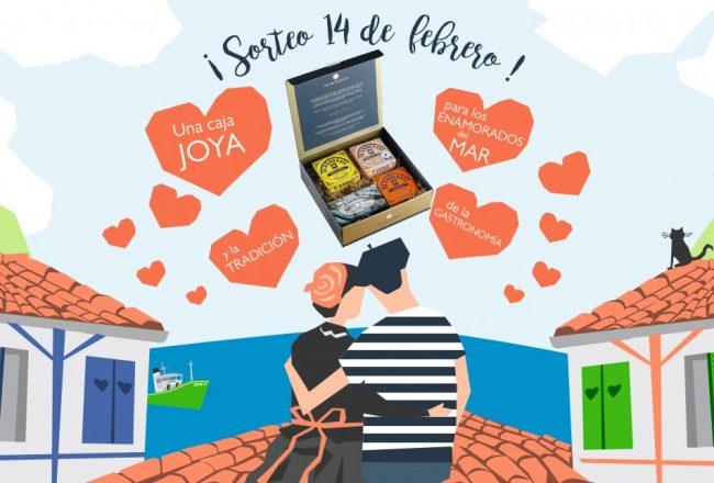 Sorteo San Valentin y Conservas Olasagasti