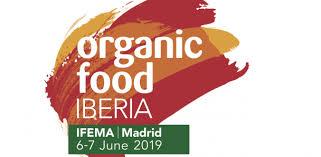 logo de organic food iberia