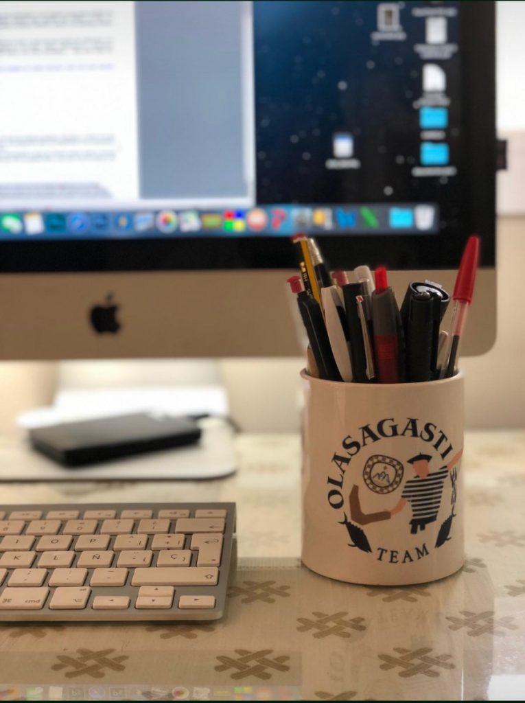 taza Olasagasti para tu escritorio Black Friday
