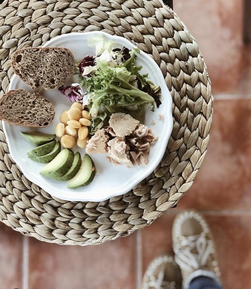La slow life de Ana se refleja en sus platos saludables Olasagasti.