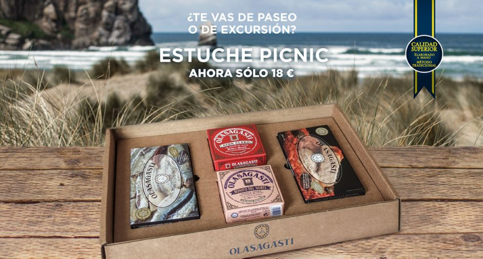 oferta picnic como premio a tus paseos Olasagasti