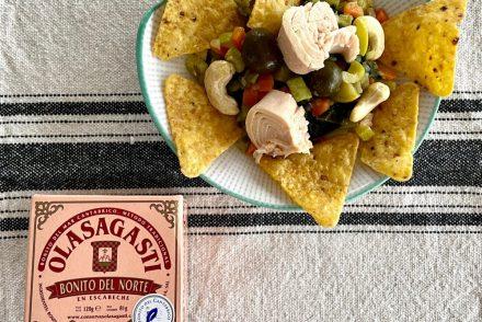 2 recetas fáciles para el fin de semana con Conservas Olasagasti