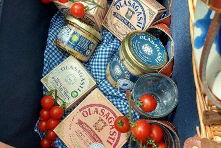 Olasagasti propone bonito del norte todo el año en conservas de calidad.